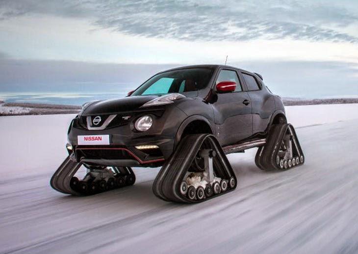 Modifikasi Nissan Juke Nismo Keren