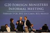 Culmina Reunión Informal del G20