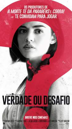 Verdade ou Desafio Torrent - WEB-DL 720p Dublado