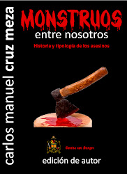 "COMPRA EL LIBRO ""MONSTRUOS ENTRE NOSOTROS""!"
