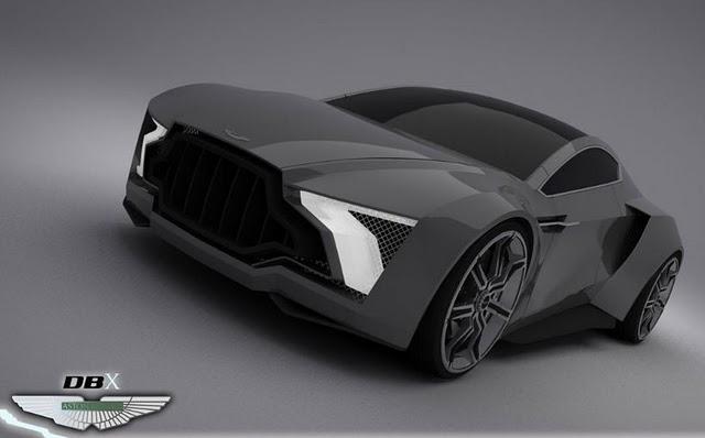Aston Martin Virage DBX Concept