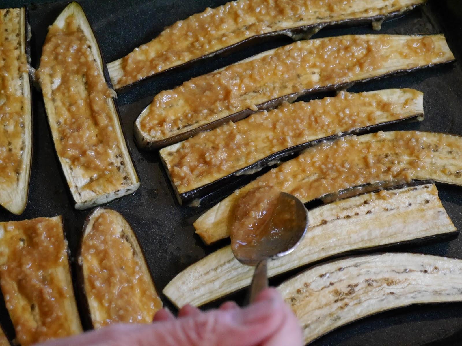 Five Minute Miso-Glazed Toaster Oven Salmon Recipe — Dishmaps