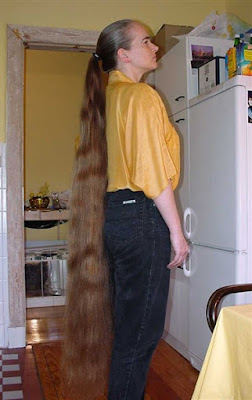 rapunzel long hair