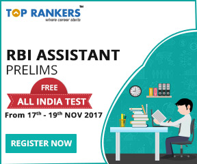 Free RBI Asst Prelims All India Test