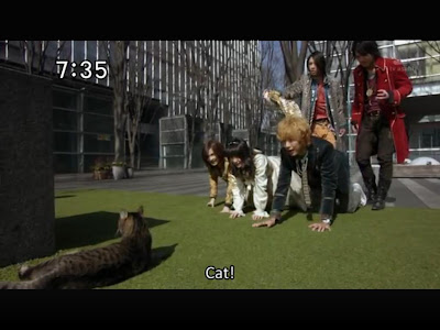 Free Watch Online Kaizoku Sentai Gokaiger Episode 7 English Sub