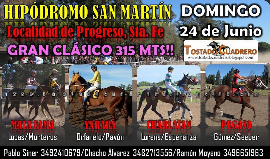 CLASICO 315 PROGRESO