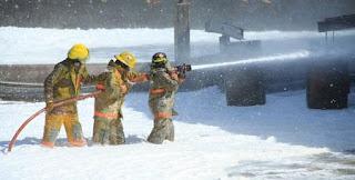 bomberos amuay