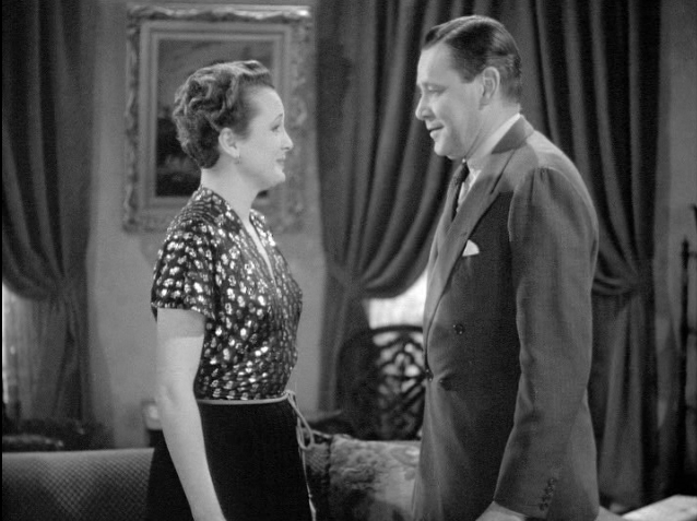 Mary Astor and Herbert Marshall in Young Ideas 1943