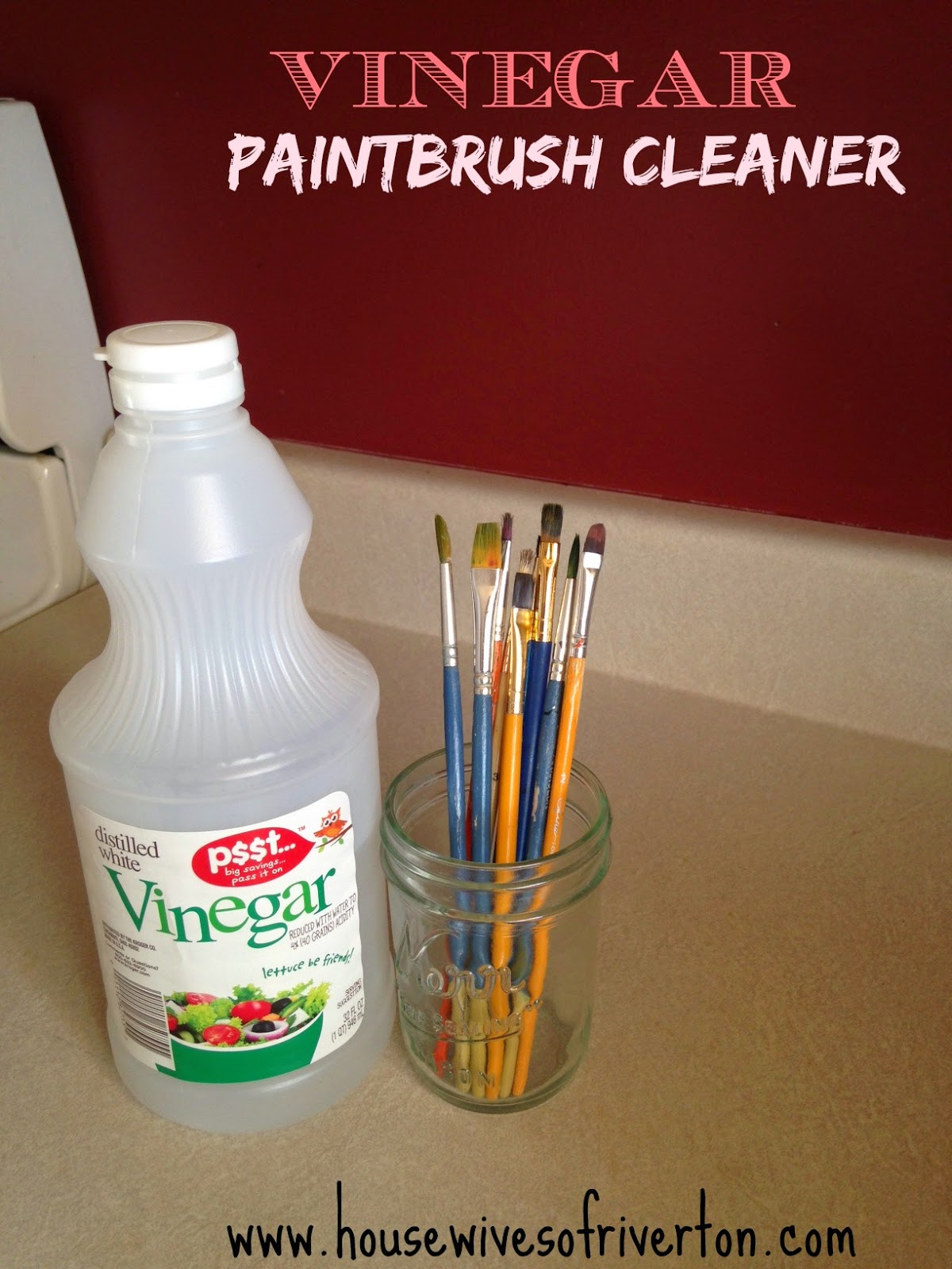 how to make home cleaner with vinegar