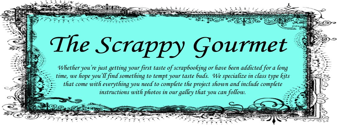 The Scrappy Gourmet Blog