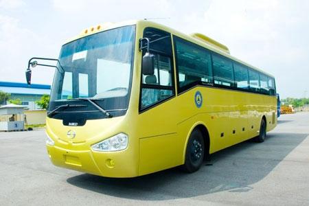 Cho thuê  xe Hyundai Aero Town 35 chỗ
