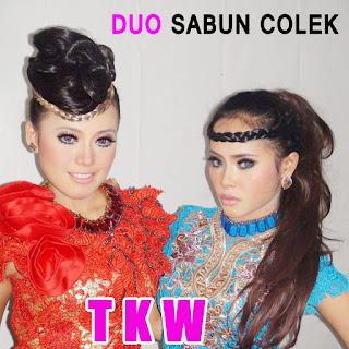 Duo Sabun Colek - Tkw