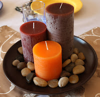 Autumn Candle2