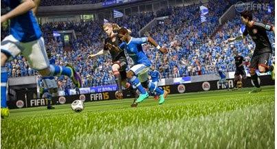 Reviews Perbedaan, Kekurangan dan kelebihan FIFA 15 vs PES 2015