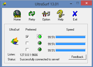 What is Ultra Surf?