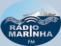 ouvir a Rádio Marinha FM 105,9 Corumbá MS