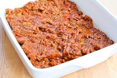 """... Grilled Zucchini """"Lasagna"""" Recipe with Italian Sausage, Tomato,..."""