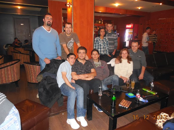 Craiova Blog Meet & Bowling 15 Dec