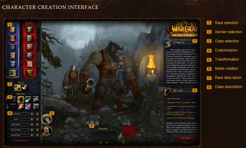 how to buy a wow character