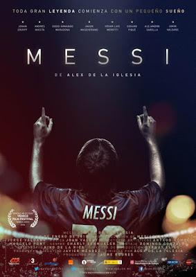 Messi La Película en Español Latino
