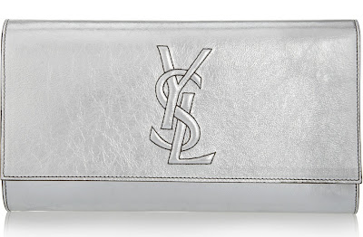 Yves Saint Laurent Belle Du Jour Clutch