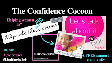 Join my FREE coaching cocoon
