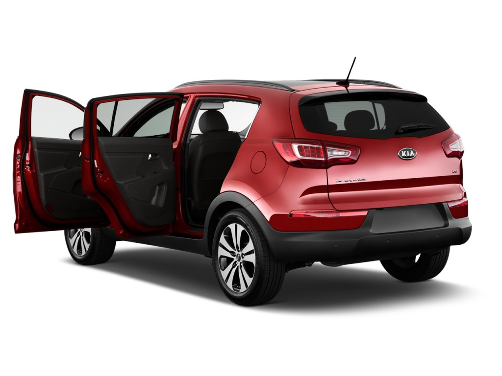 Charming 2012 Kia Sportage Review, Specifications, Photos, Features3