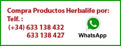 Pedidos Herbalife