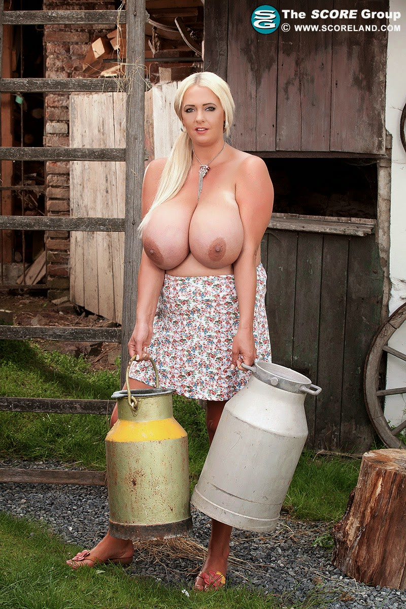 from Harley hot topless milk girls