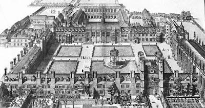 Universidade de Cambridge, onde Isaac Newton estudou