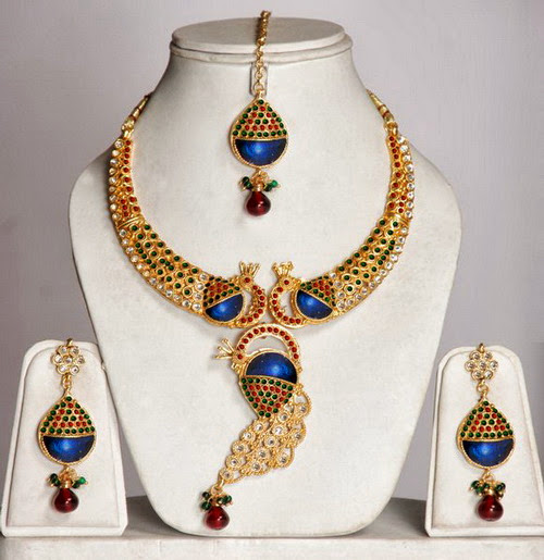 Indian Bridal Jewelry Sets Wallpapers Free Download