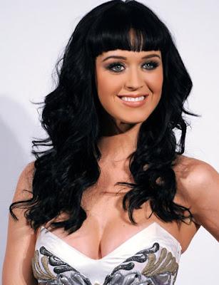 Katy Perry Glamor Singer