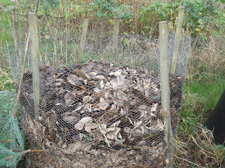 Leaf Mould Bin