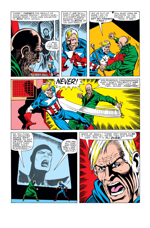 Captain America (1968) Issue #299 #227 - English 22