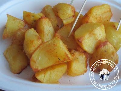 patate selvagge (patatas bravas)