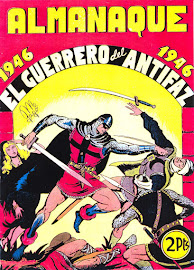 El Guerrero del Antifaz. Almanaques 1946 - 1966