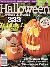 Featured in Better Homes and Gardens Halloween 2013