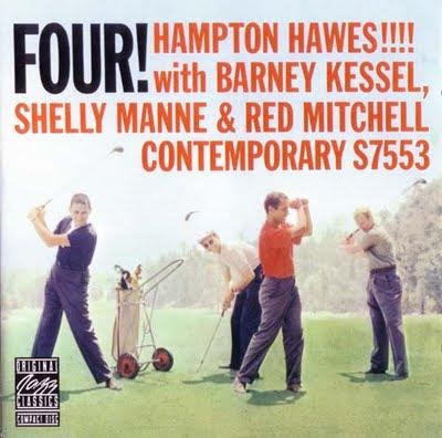 Обложка Hampton Hawes - Four!