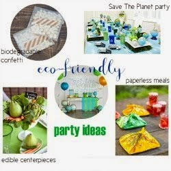 Get Earth Day Party Fabulous