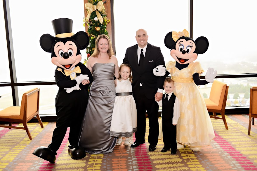 Disney Wedding 2014