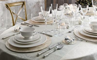 Ideas para decorar la mesa de navidad y Nochevieja