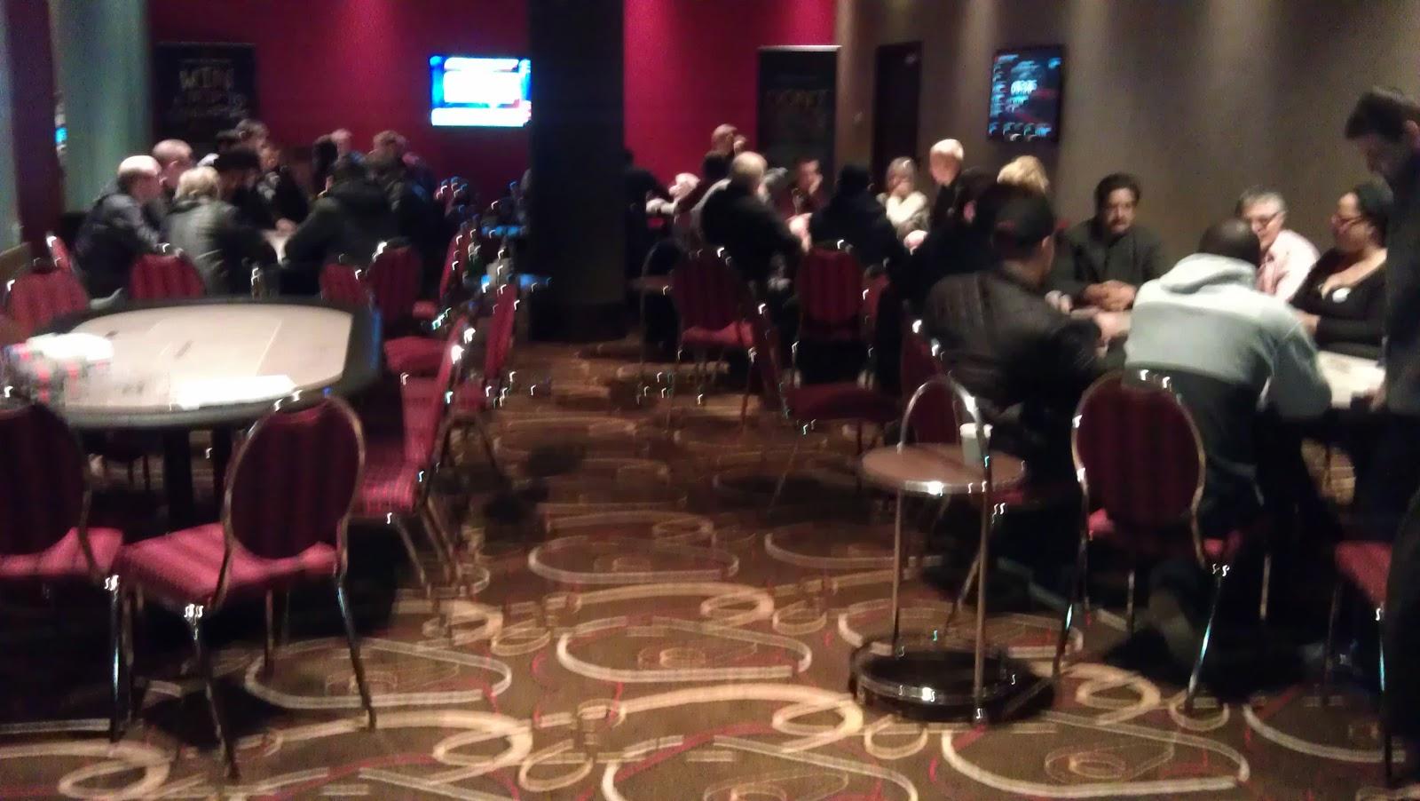 Genting casino coventry poker