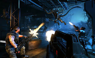 GAME Aliens Colonial Marines