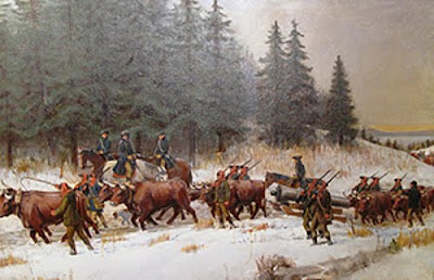 Saratoga Battlefield New Exhibits, Audio Tour