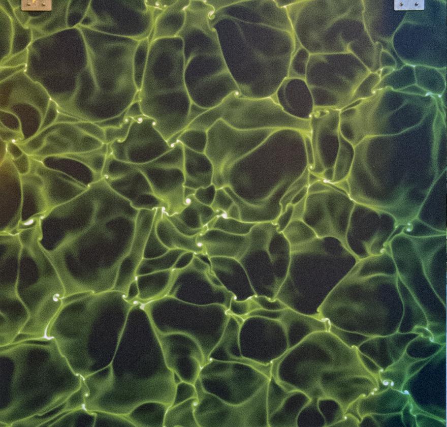 Turbulento intercambio, foto de Juan Pedro Mellado, del Instituto Max Planck para la Meteorología, Hamburgo, Alemania.