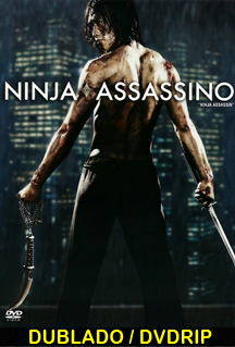 Assistir Ninja Assassino Dublado 2010