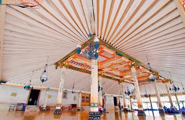 Serambi Masjid Agung Yogyakarta