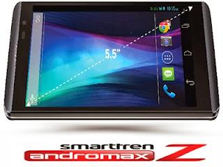 Spesifikasi Dan Harga Smartfren Andromax Z