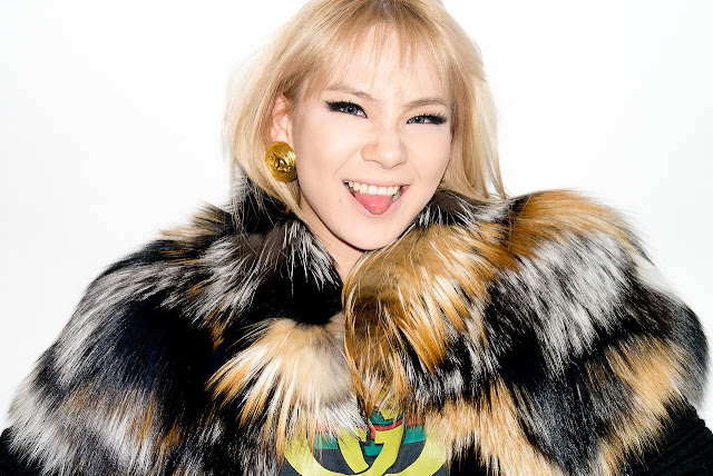 2NE1's CL by Terry Richardson