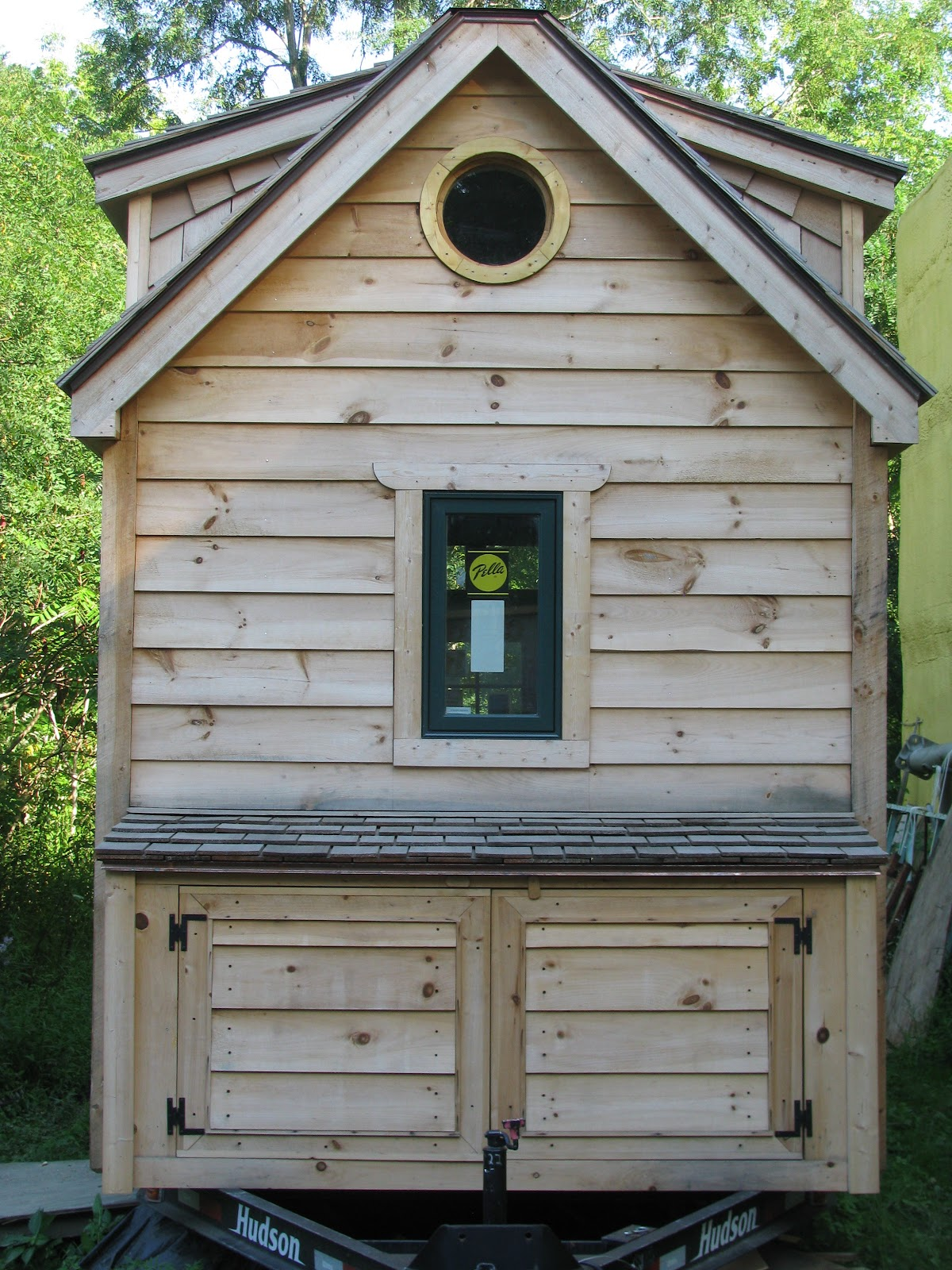 Building your own house small home threads
